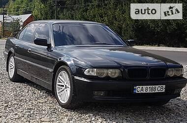 BMW 735 1996 в Днепре