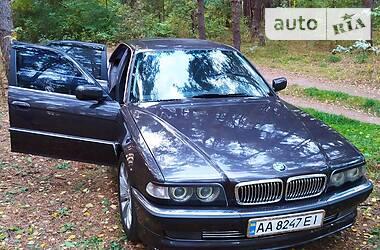 Седан BMW 735 1997 в Києві