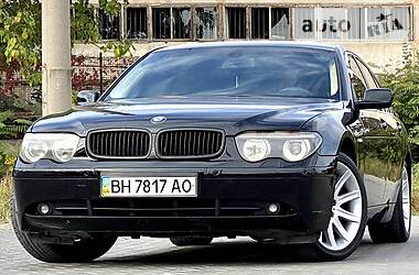 BMW 735 2003 в Одессе