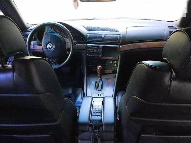 BMW 740 2000 в Днепре