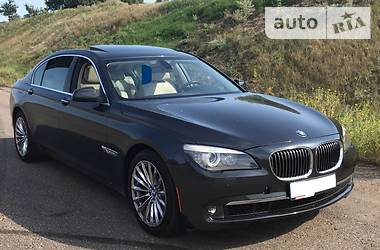 BMW 740 2010 в Одессе