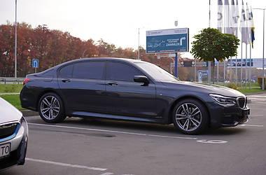 BMW 740 2016 в Киеве