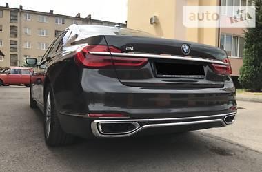 BMW 740 2016 в Луцьку