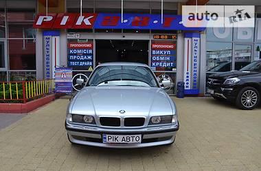 BMW 740 1997 в Львове