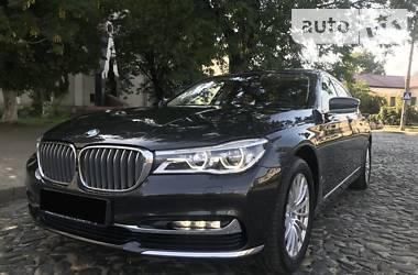 BMW 740 2016 в Луцке