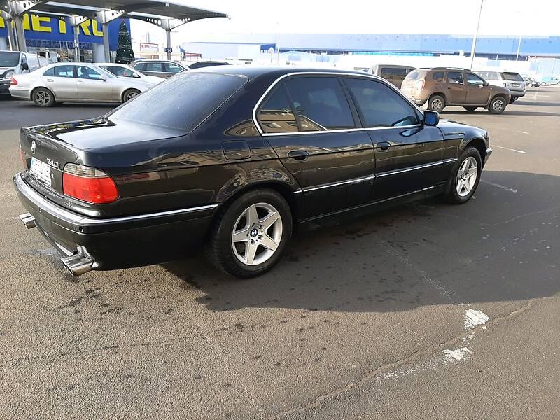 BMW 740 1995 в Виннице