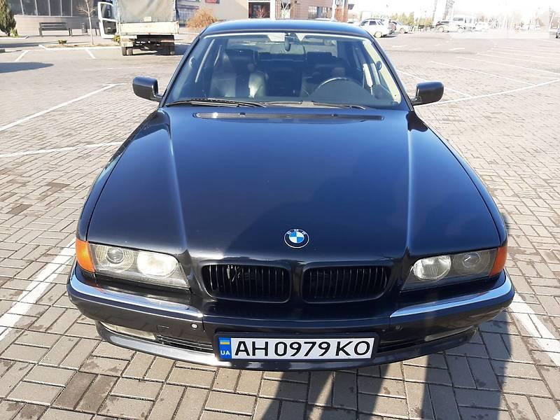 BMW 740 1994 в Мариуполе