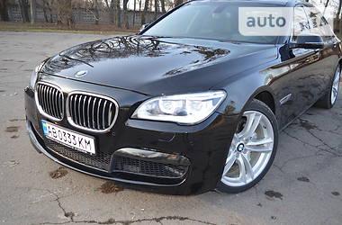 BMW 740 2012 в Вінниці