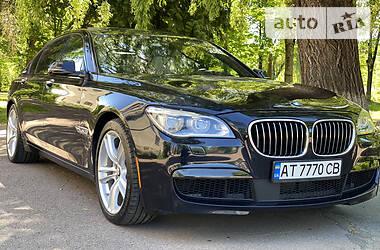 BMW 740 2013 в Калуше