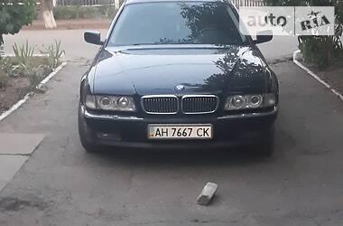 BMW 740 1996 в Геническе
