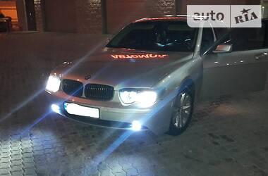 BMW 740 2002 в Одессе