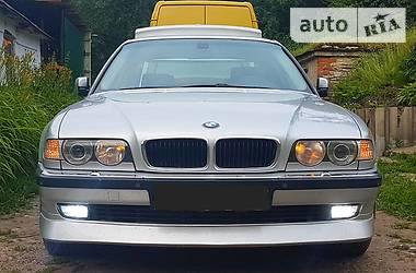 BMW 740 2001 в Тернополе