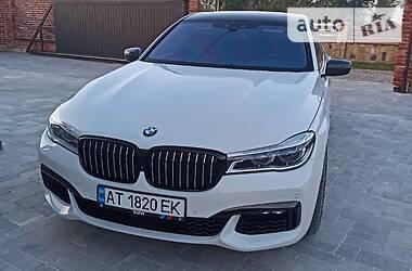 BMW 740 2017 в Ивано-Франковске