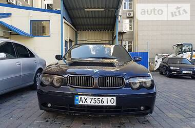 BMW 740 2004 в Чугуеве