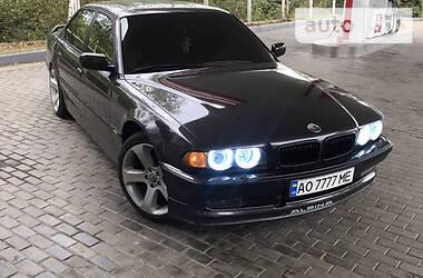 BMW 740 2001 в Иршаве
