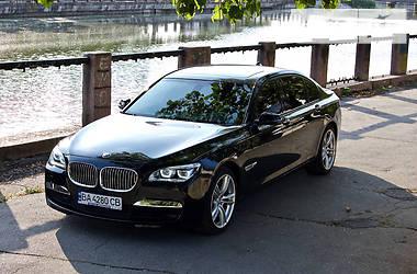 BMW 740 2015 в Кропивницькому