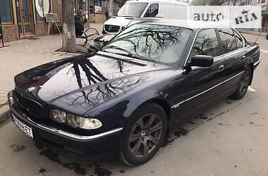 BMW 740 2000 в Могилев-Подольске