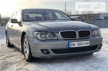 BMW 740 2005 в Ровно