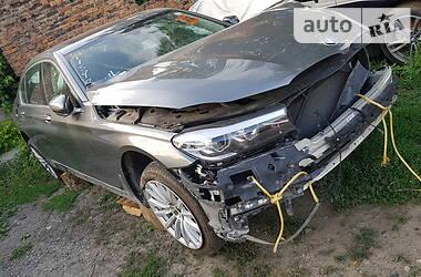 Седан BMW 740 2016 в Черновцах