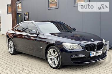 Седан BMW 740 2011 в Хмельницком
