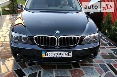 Седан BMW 740 2003 в Червонограде