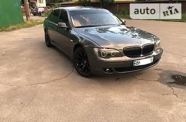Седан BMW 740 2005 в Киеве