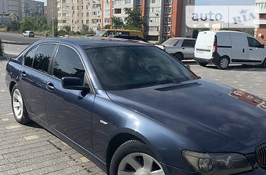 Седан BMW 740 2006 в Тернополе