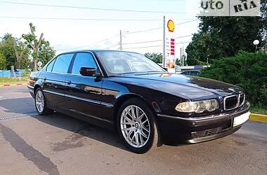 Седан BMW 740 2000 в Виннице