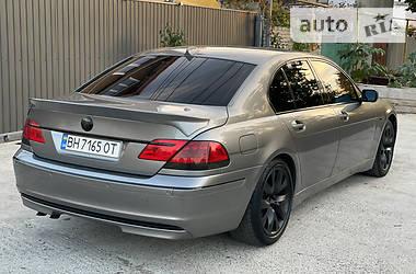 Седан BMW 740 2006 в Одесі