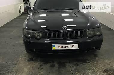 BMW 745 2002 в Ивано-Франковске
