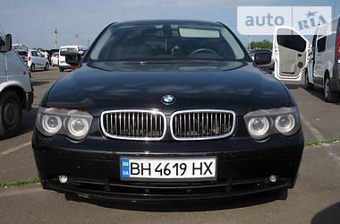 BMW 745 2004