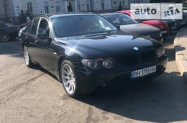 BMW 745 2001 в Одессе