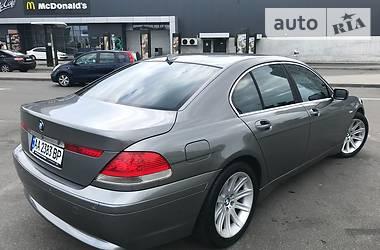 BMW 745 2003 в Киеве
