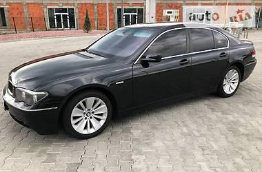 BMW 745 2002 в Мукачево