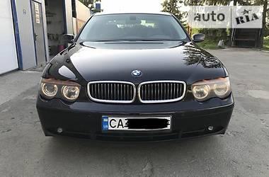 BMW 745 2001 в Черкассах