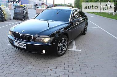 BMW 745 2005 в Коломые