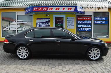 BMW 745 2005 в Львове