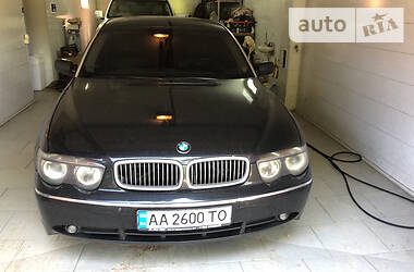BMW 745 2002 в Боярке