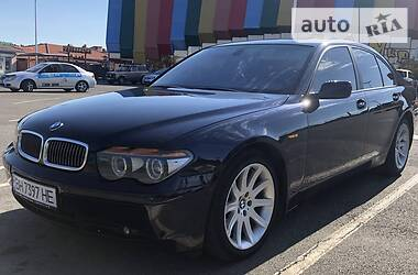 BMW 745 2003 в Одессе