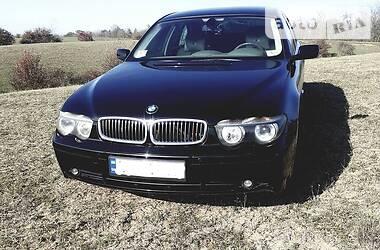 BMW 745 2002 в Великой Александровке