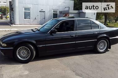 BMW 750 2001 в Черкассах