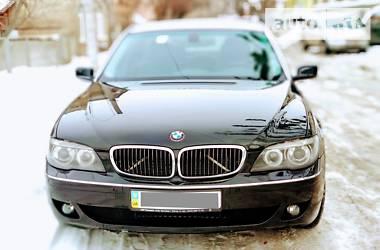 BMW 750 Long E66 2005
