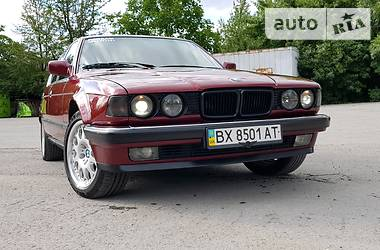 BMW 750 1991