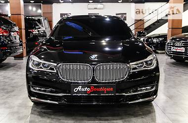 BMW 750 2016 в Одессе
