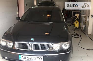 BMW 750 2002 в Киеве