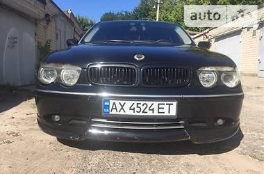 BMW 760 2003 в Купянске