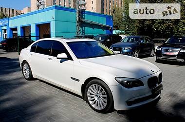 BMW Active Hybrid 7 2010 в Полтаве