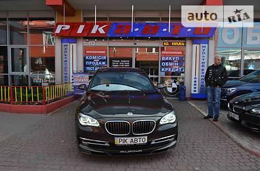 BMW Alpina 2013 в Львове