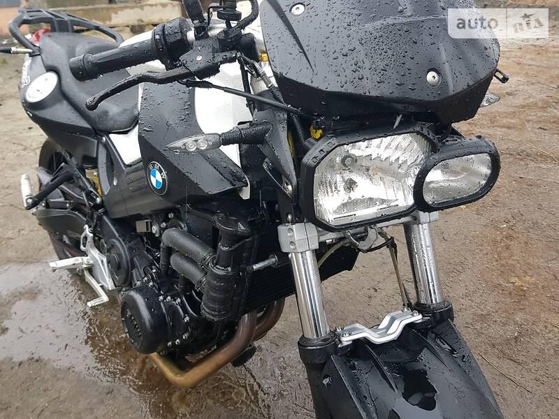 Мотоцикл Без обтікачів (Naked bike) BMW F 800 2011 в Харкові