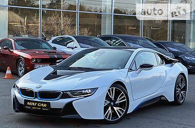 BMW I8 2014 в Киеве